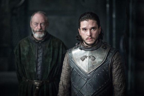 Δες τον Jon Snow να παίρνει την τρομάρα της ζωής του σε μονοθέσιο F1 (vid)