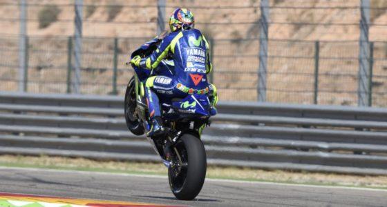 Καυστική απάντηση του Rossi στον Pedrosa