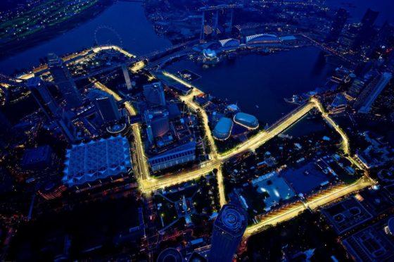 GP Σιγκαπούρης: Ένας γύρος στη πίστα της Marina Bay (vid)