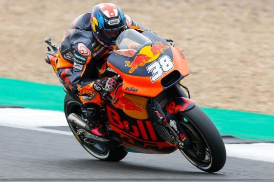 Ανησυχεί για την θέση του στην KTM o Smith