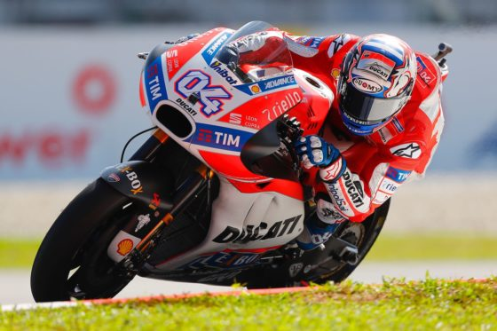 GP Μαλαισίας Race: Θρίαμβος για Dovizioso και το πρωτάθλημα κρίνεται στη Valencia