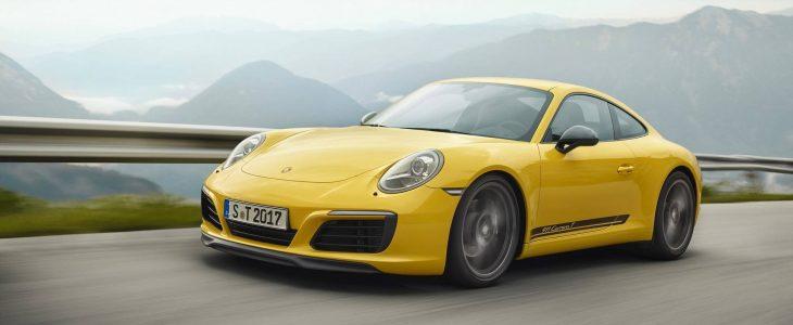Ιδού η νέα Porsche 911 Carrera T (+vid)