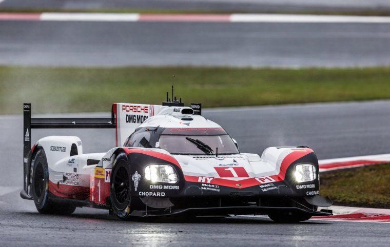 6H Fuji FP1&2: Ταχύτερη η Porsche στις βρόχινες συνθήκες