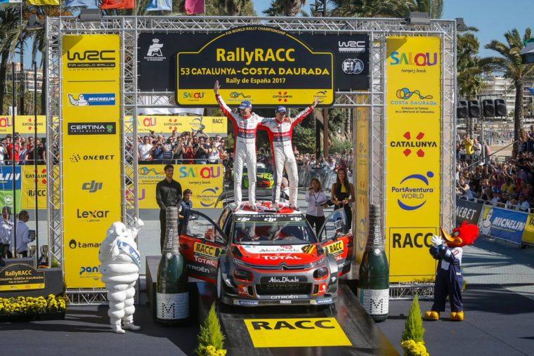 Rally Καταλανίας: Επέστρεψε στις νίκες ο Meeke, πιο κοντά στον τίτλο ο Ogier