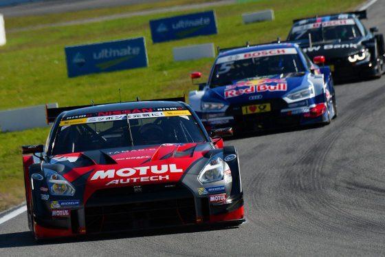 Δες αγωνιστικά Super GT και DTM μαζί στη πίστα να προκαλούν σεισμό (vids)