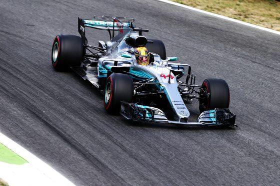 GP Η.Π.Α FP1: Ξεκίνησε κεφάτος ο Hamilton
