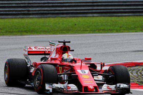 GP Ιαπωνίας FP1: Vettel από νωρίς με ρεκόρ πίστας