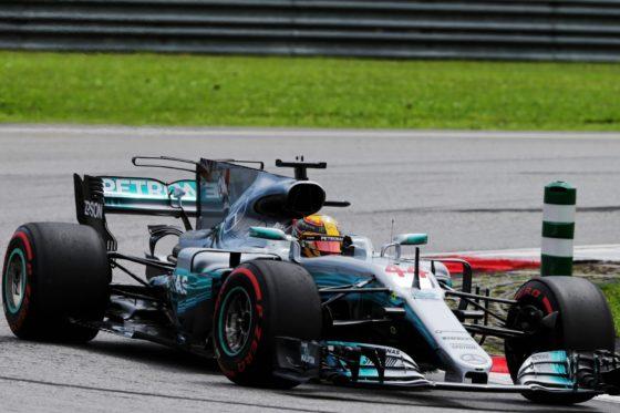 GP Ιαπωνίας FP2: Βροχή, βαρκάδα και ο Hamilton μπροστά