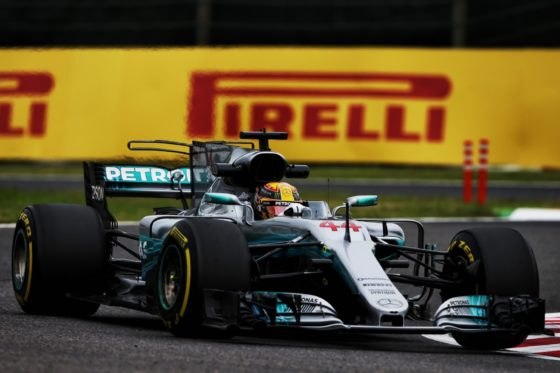 GP Ιαπωνίας QP: Έσπασε το ρόδι στη Suzuka o Hamilton