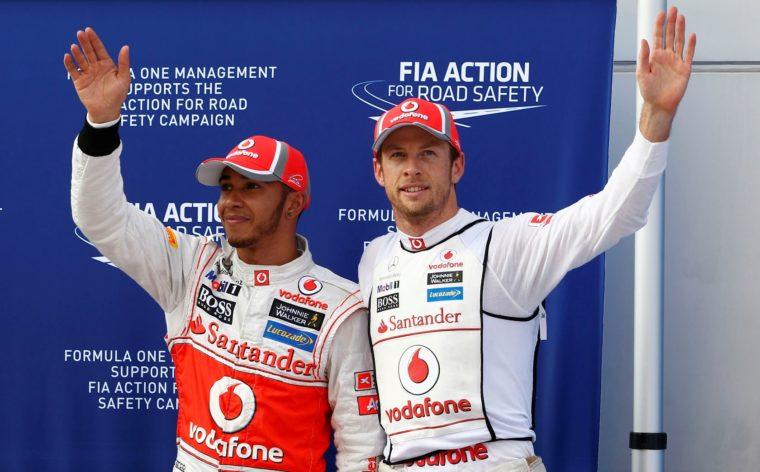 Button: «Ο Hamilton είναι ο καλύτερος qualifier όλων των εποχών»