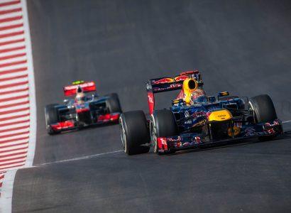 H επική μονομαχία Vettel και Hamilton στο COTA το 2012 (vid)