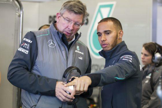 Hamilton: «Ο Brawn με έπεισε να πάω στην Mercedes»