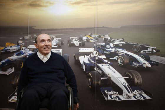 Sir Frank Williams: Ένας θρύλος της F1 (vid)