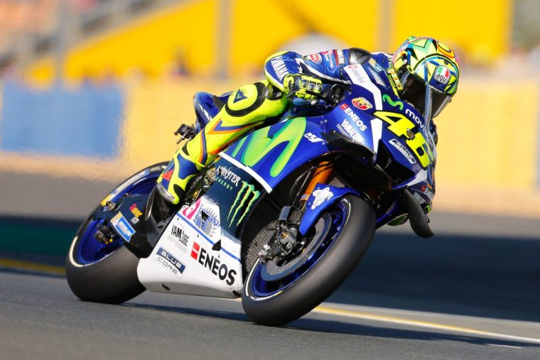"Rossi: «Αυτό που μου δίνει ζωή και αυτό που με ""σκοτώνει""»"