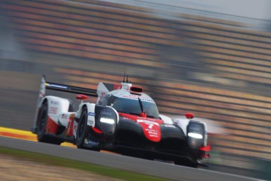 6H Shanghai FP1&2: Απόλυτη κυριαρχία για την Toyota