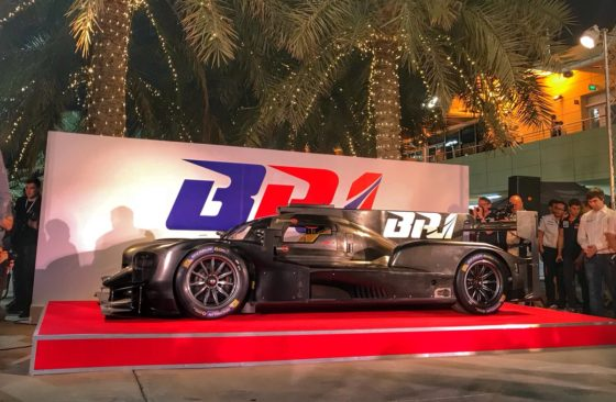 Η SMP Racing αποκάλυψε το LMP1 αγωνιστικό για τo WEC