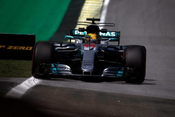 GP Βραζιλίας FP2: Ασταμάτητοι Hamilton και Mercedes