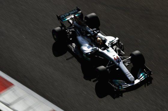 GP Άμπου Ντάμπι FP2: Η απάντηση του Hamilton με ρεκόρ πίστας
