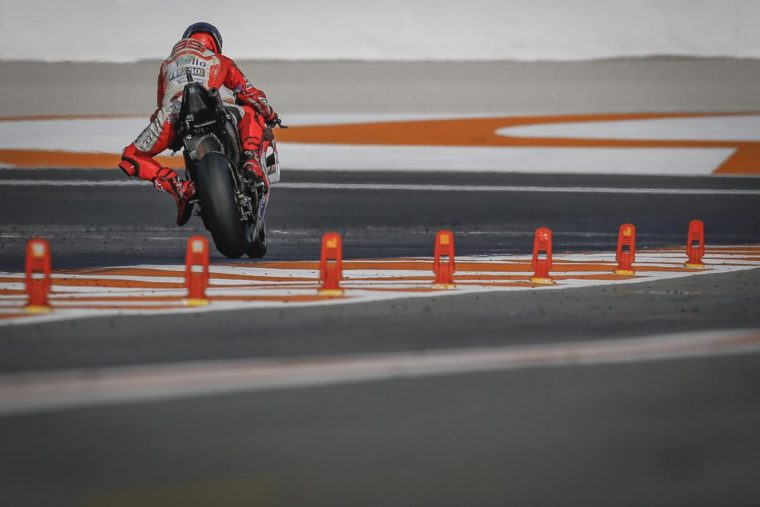 Lorenzo: «Είμαστε πίσω με τη νέα μοτοσυκλέτα»