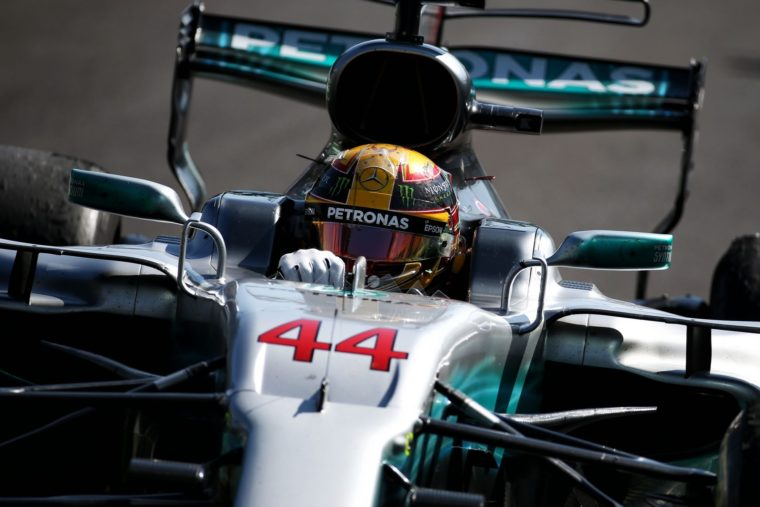 O Hamilton δεν σκοπεύει να πάρει το νούμερο 1 το 2018