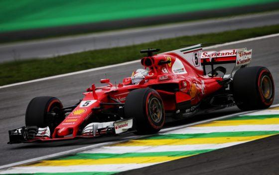 GP Βραζιλίας Race: Επιστροφή στις νίκες για Vettel