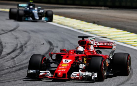 GP Άμπου Ντάμπι FP1: Vettel και Ferrari ξεκίνησαν δυναμικά