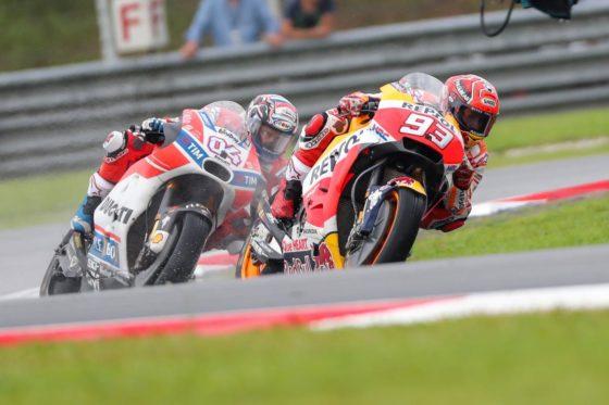 Marquez: «Η Honda δεν θα δώσει team orders»