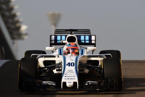 Ο Kubica έγραψε 100 γύρους στο Abu Dhabi – Στον τοίχο ο Alonso