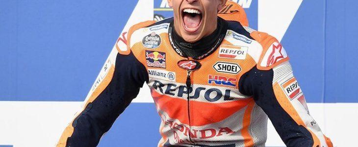 O Marquez μίλησε για τα καθωριστικά σημεία της χρονιάς