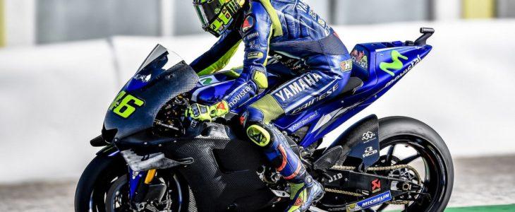 Δοκιμές για το νέο κινητήρα στην Yamaha