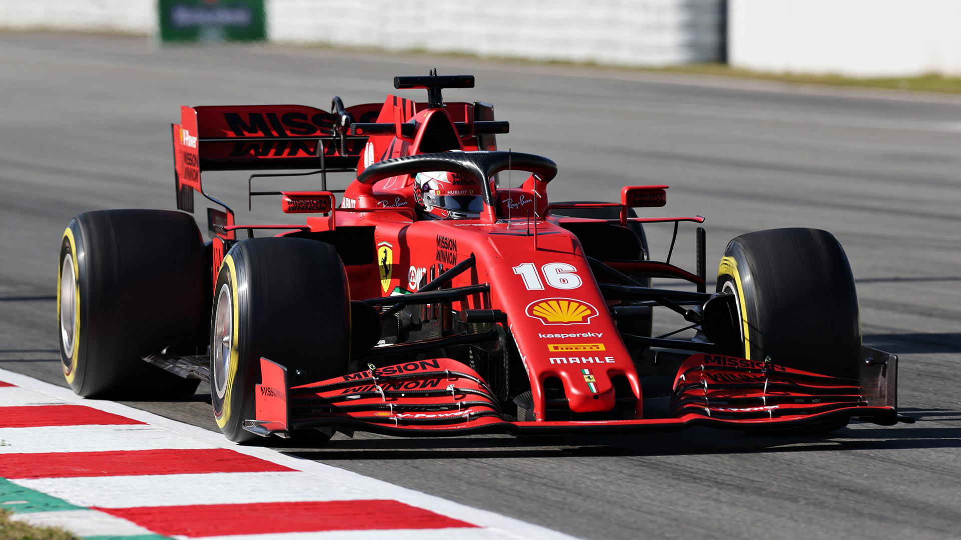 Ferrari Αυστρία