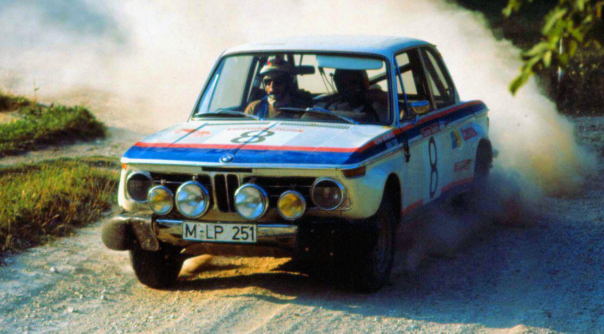 1973 Rally Austria - Achim Warmbond
