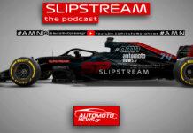 Εκπομπή Slipstream για την F1