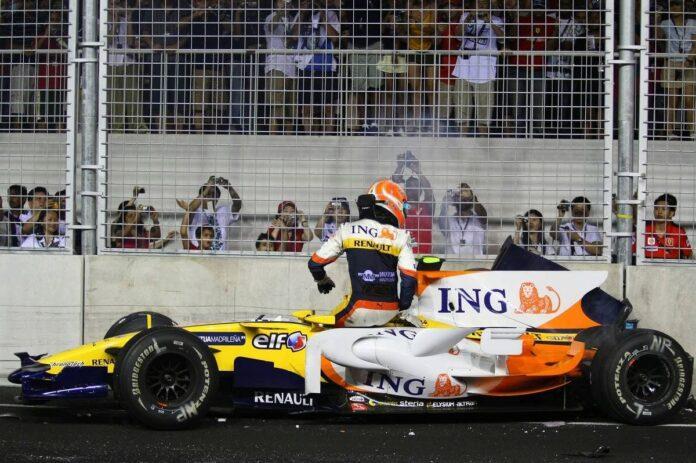 Crashgate F1