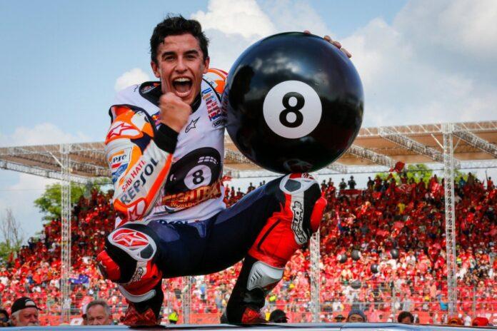 Lerenzo Marquez MotoGP