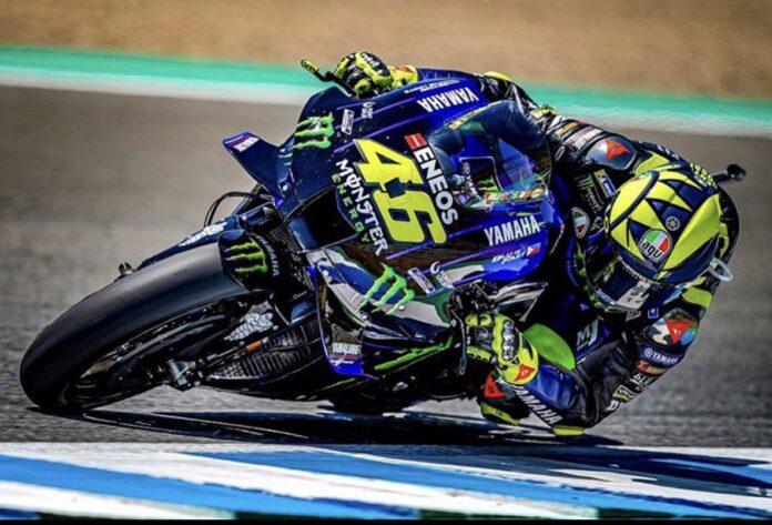 Rossi Yamaha