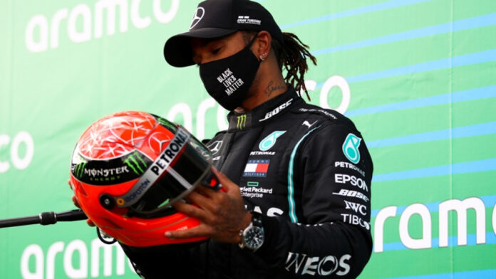 κυριαρχία Hamilton-Mercedes Schumacher-Ferrari