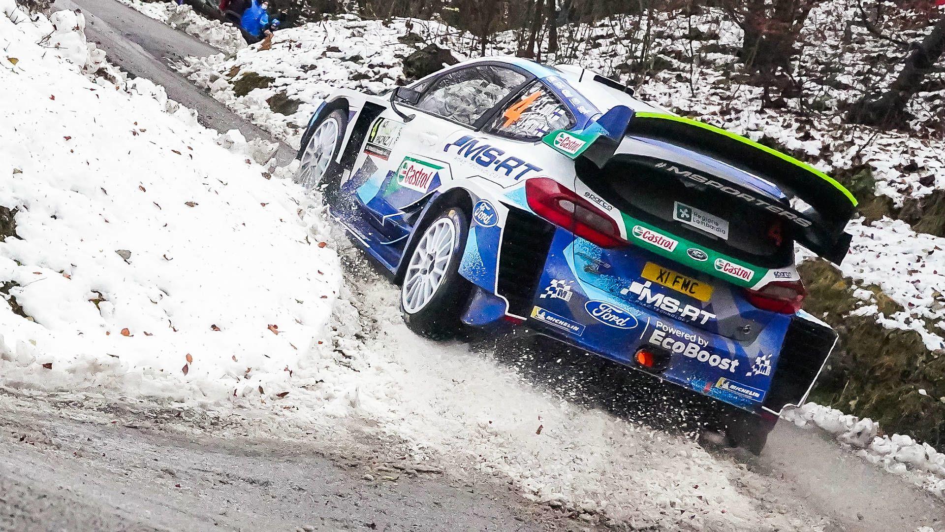 WRC 2021 M-Sport