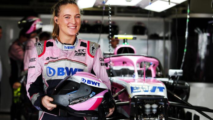 γυναίκες F1
