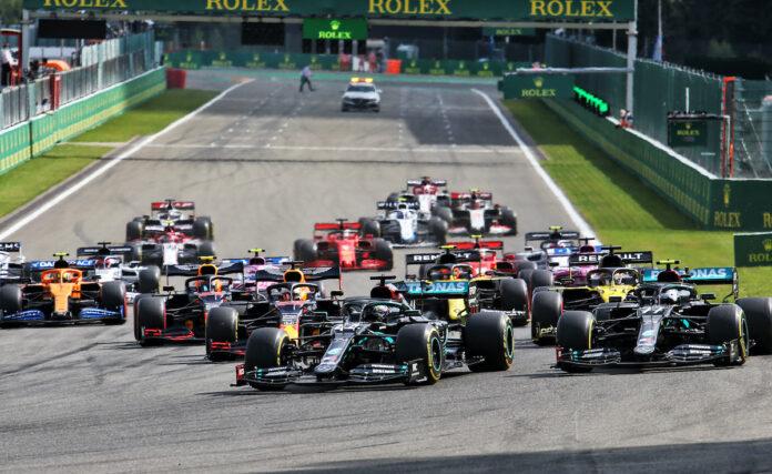 F1 αλλαγές 2021