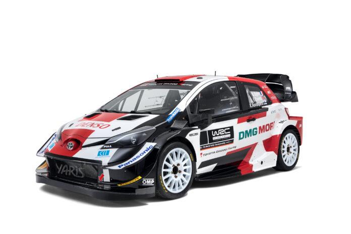 WRC 2021 Toyota
