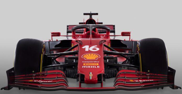 Τεχνική Ανάλυση Ferrari SF21