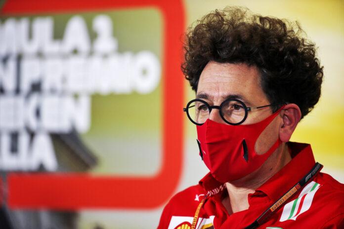 Binotto GP Ferrari