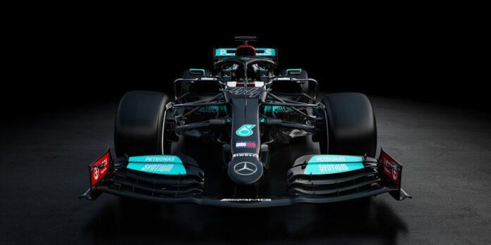 Τεχνική Ανάλυση Mercedes W12