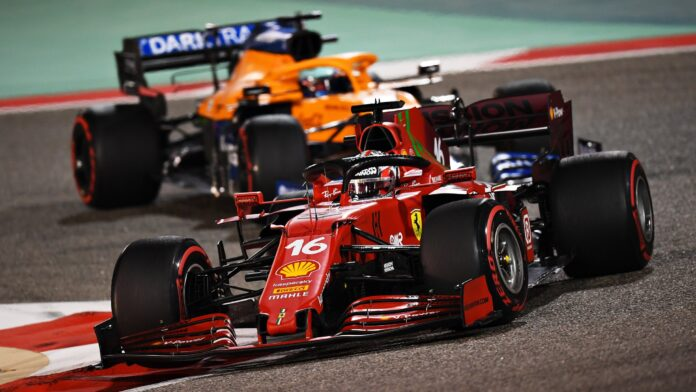 Ferrari δυναμική