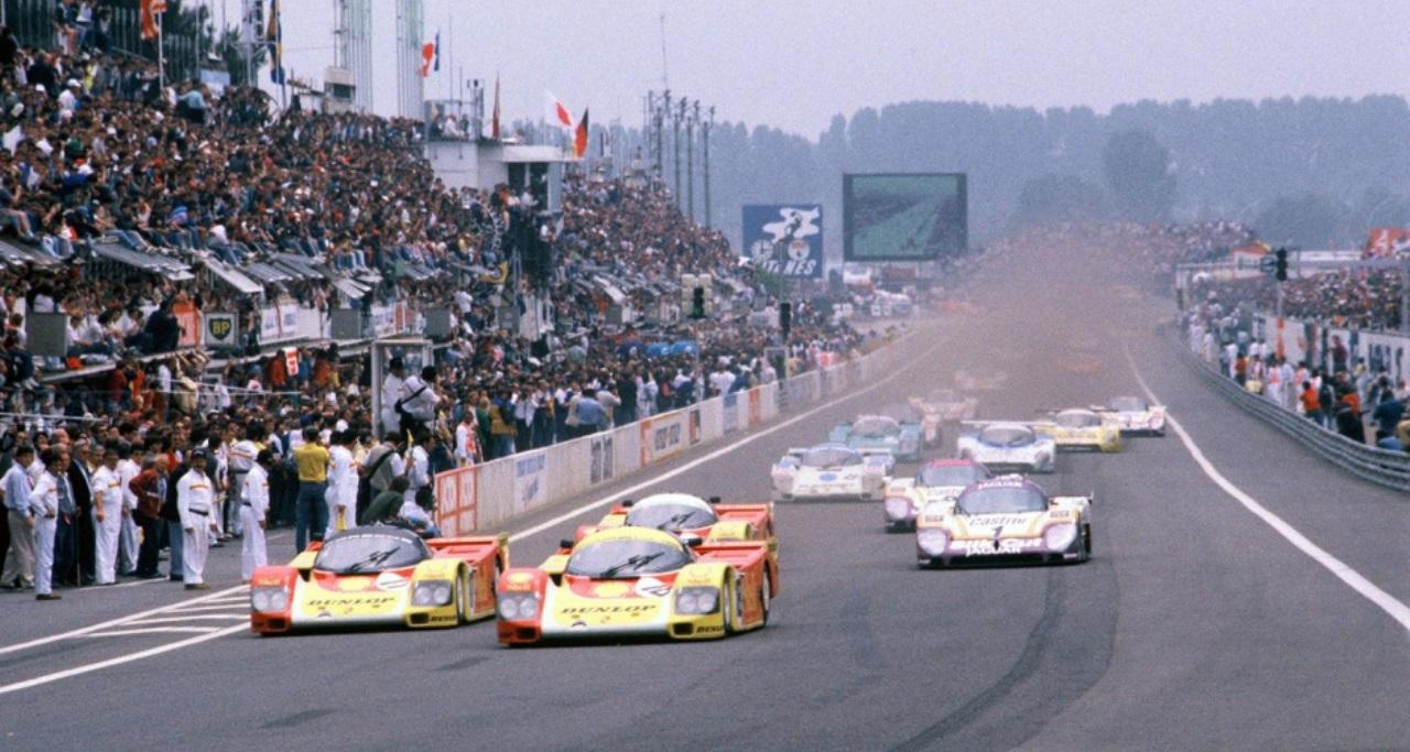 Αγώνες motorsport