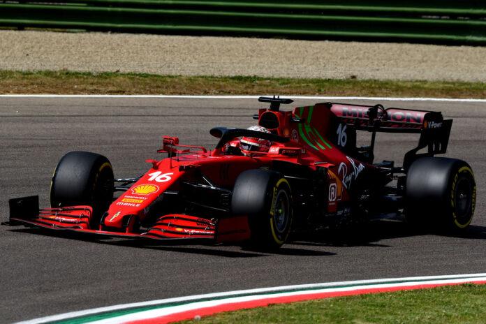 Norris Ferrari