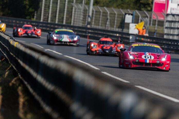 Le Mans 24H πρόγραμμα