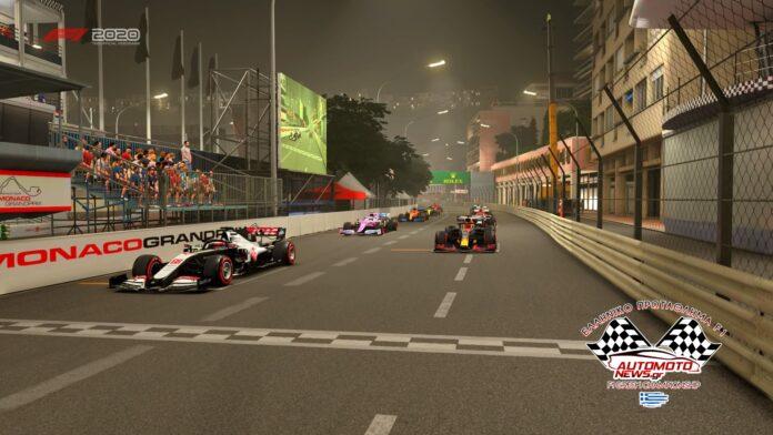 Νυχτερινό GP Μονακό