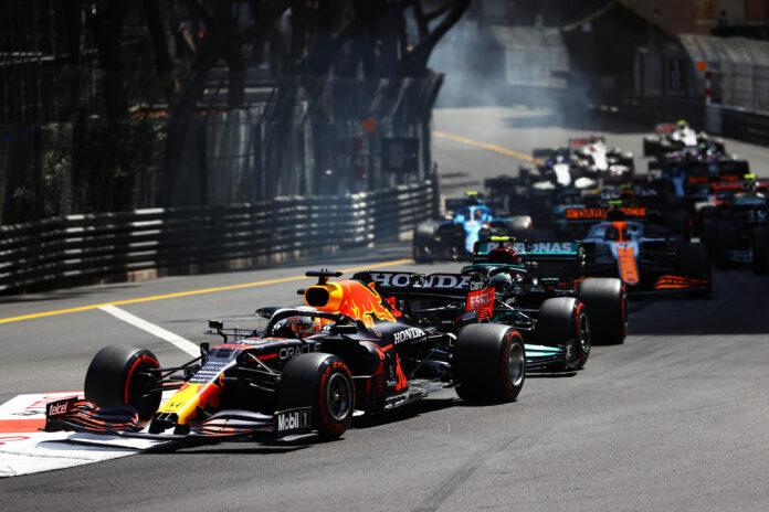 F1 GP Μονακό